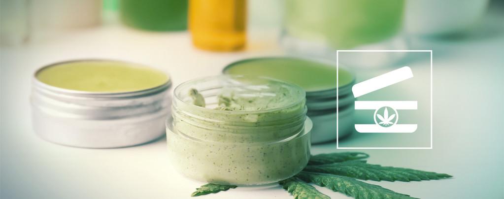 Hoe maak je cannabis crème voor huidverzorging