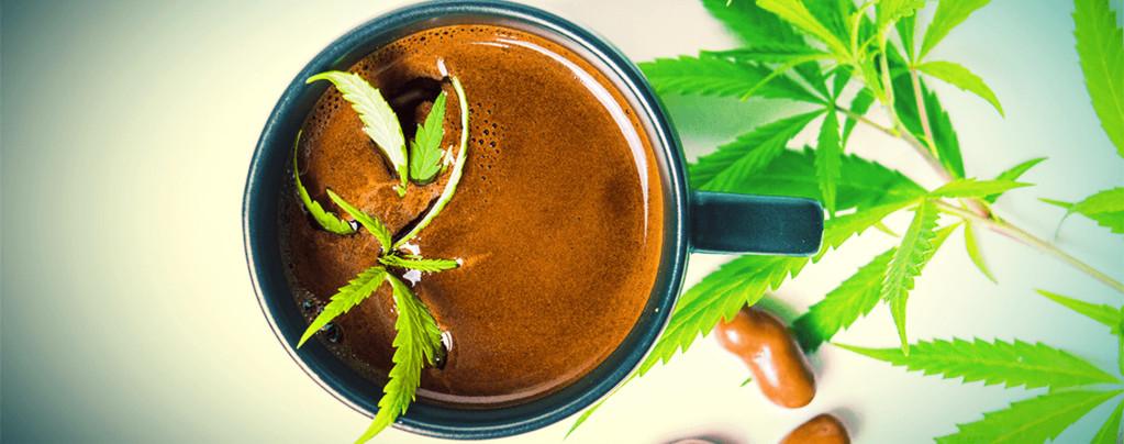 Cannabis Koffie