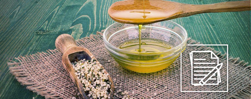 Cannabis Geïnfuseerde Olijfolie