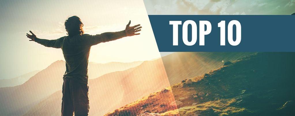 Top 10 Plaatsen Om Te Trippen