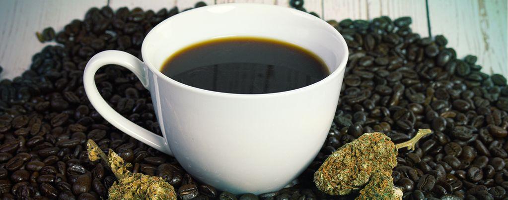 Waarom cannabis en koffie zo goed samengaan