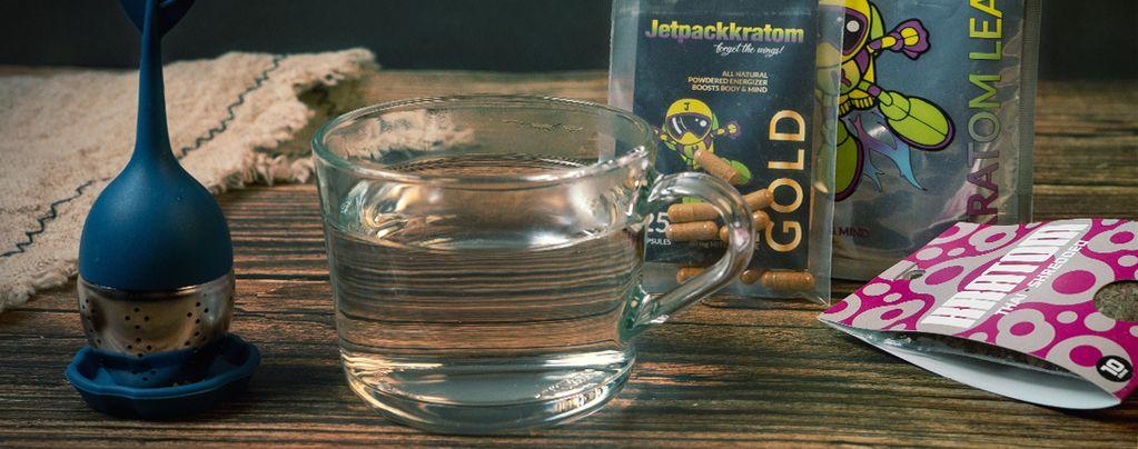 Hoe maak je de ultieme kratom thee