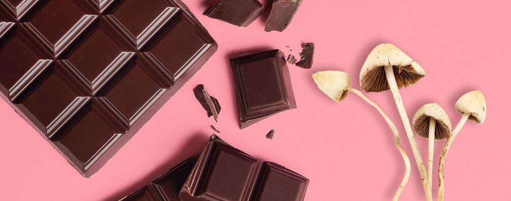 3 Eenvoudige manieren om chocolade te maken met magische paddestoelen?