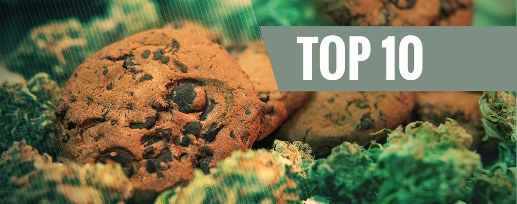 Top 10 cannabisrecepten