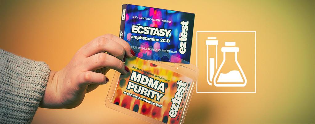 Is het MDMA of niet? Ontdek het met deze kits