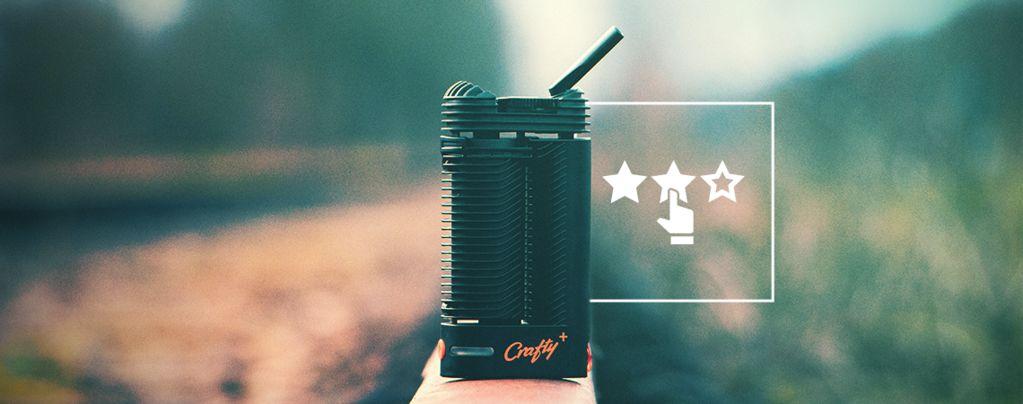 Beoordeling: The Crafty Portable Vaporizer