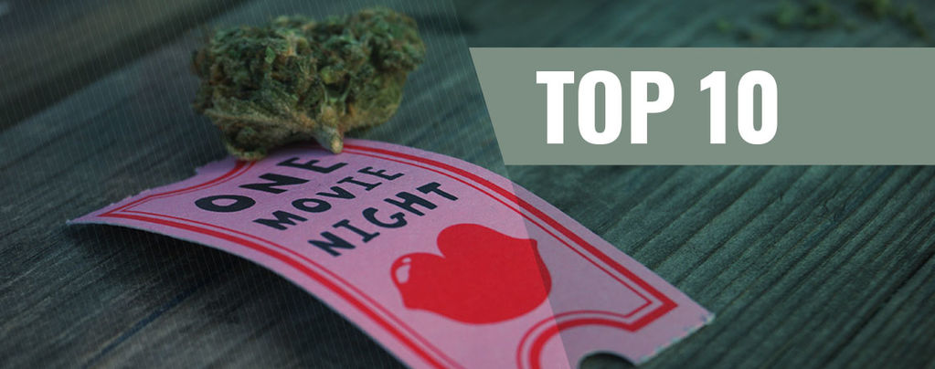 Top 10 Films over drugssmokkel