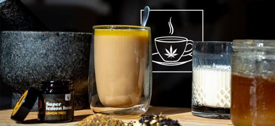 Hoe maak je cannabis chai thee?