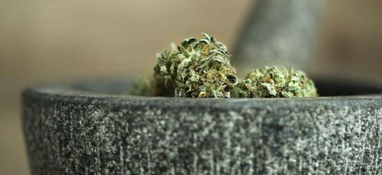 10 Manieren Om Cannabis Te Vermalen Zonder Grinder