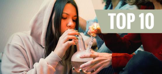 De 10 Beste Manieren Om Cannabis Te Roken