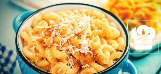 Recept: cannabis infused Mac N' Cheese