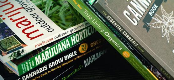 De beste cannabis teelt boeken