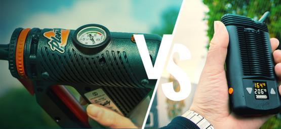 Het Verschil Tussen Draagbare En Desktop Vaporizers