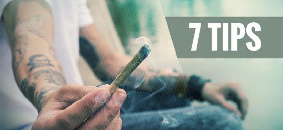 7 Tips Als Je Voor Het Eerst Cannabis Rookt