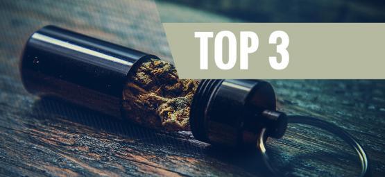 Top 3 Hulpmiddelen Om Je Stash Onderweg Te Verbergen