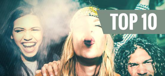 Top 10 Cannabissoorten Die De Slappe Lach Veroorzaken
