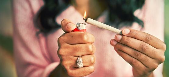 Hoe Je Een Joint Perfect Aansteekt
