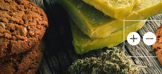 Wat Zijn De Voor- En Nadelen Van Cannabis Edibles?