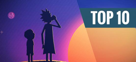 Top 10 Redenen Waarom Rick And Morty De Beste Stoner Serie Aller Tijden Is