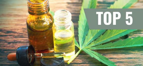 Top 5 Favoriete Cannabisextracties