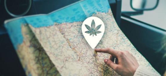 De Perfecte Cannabis Road Trip Door Europa
