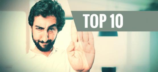 De Top 10 Dingen Die Je Niet Stoned Moet Doen
