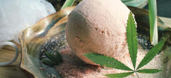 Hoe Maak Je Met Cannabis Verrijkte Bruisballen?