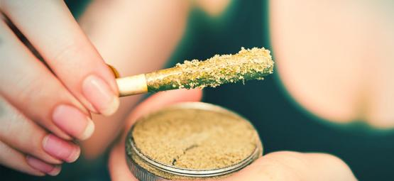 Hoe T-wax Je Een Joint Of Bowl?