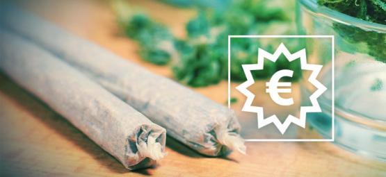 Geld Bespraren Zonder Minder Cannabis Te Roken