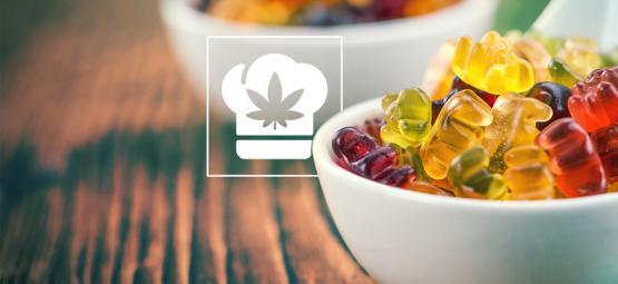 Hoe Maak Je Marihuana Gummibeertjes?