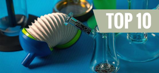 Top 10 Ultieme Bongs Van Glas En Acryl