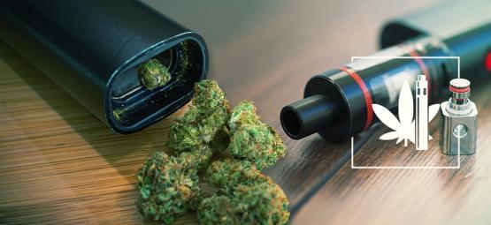 Droge Kruiden Of E-liquids Vapen: De Grote Verschillen