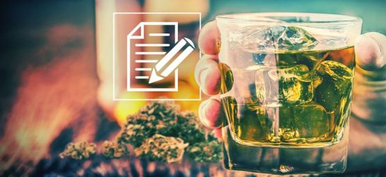 Op Zoek Naar Een Gateway Drug - Alcohol Versus Cannabis