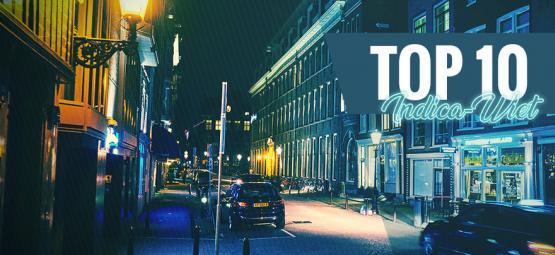 Top 10 Van Indica-Wiet In Amsterdam