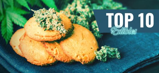 Top 10 Cannabis-Edibles In Amsterdam