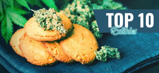 Top 10 Cannabis-Edibles In Amsterdam