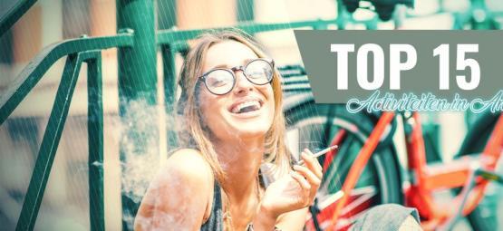 Top 15 Dingen Om Stoned In Amsterdam Te Doen