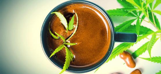 Hoe Maak Je Cannabis Koffie