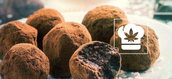 Cannabis Chocoladetruffels maken