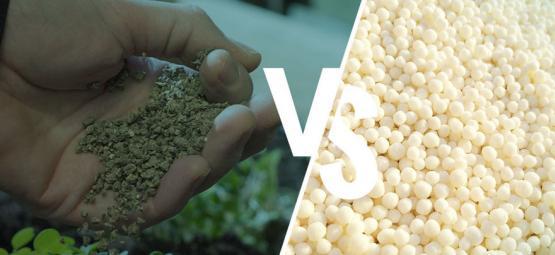 Het Verschil: Synthetische Vs. Natuurlijke Meststoffen