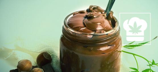 Nutella met cannabis: Een simpel recept