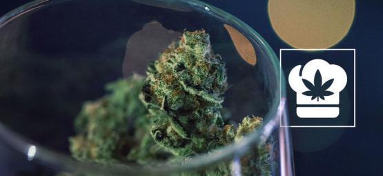 Recept: Hoe maak je cannabis wijn