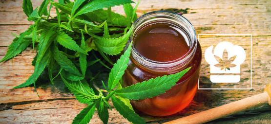 Recept: Honing met cannabis