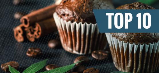 Onze Top 10 ongebruikelijke cannabis recepten