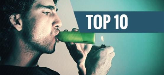 De 10 Meest Bizarre Legale Highs