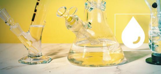Filtert Het Water In Je Bong De THC Eruit?