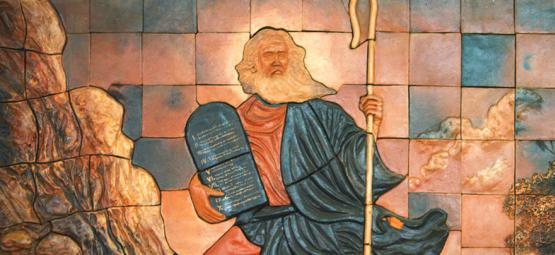 Was Mozes high op DMT?