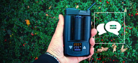 Vaporizer Review: De MIGHTY Van Storz & Bickel
