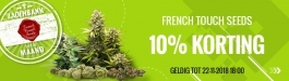 Aanbieding French Touch Seeds