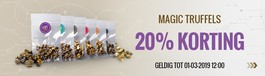 Aanbieding Magic Truffels
